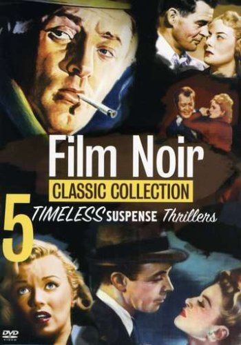 Film Noir Classic Collection, Vol. 1 (The Asphalt Jungle / Gun Crazy / Murder My Sweet / Out of the Past / The Set-Up) by WHITMORE,JAMES