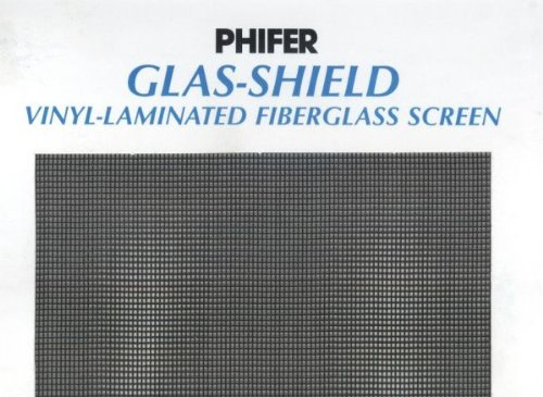 "Florida Glass Screen 72"" X 25 Ft."