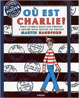 Ou Est Charlie Amazon Fr Martin Handford Livres