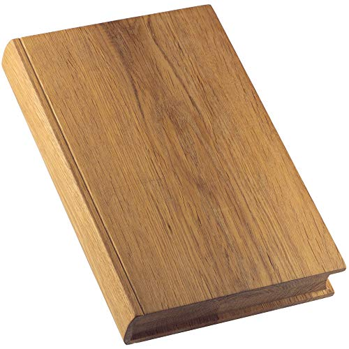The Kitchenware Company Solid Oak Wooden Chopping Board - Book Style ()