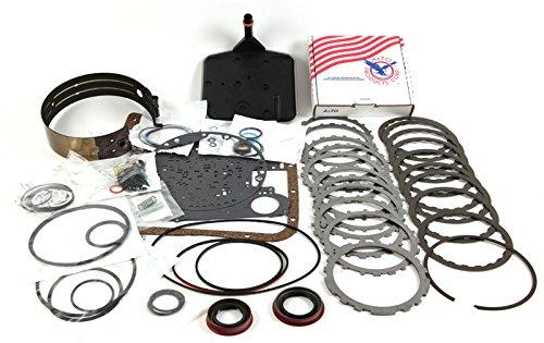 700R4 4L60 Gasket & Seal Kit 1982-1993 with Alto PowerPack TTK