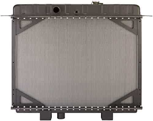 Complete Tractor 1706-6511 Radiator for Case International Harvester Cub Lo Boy