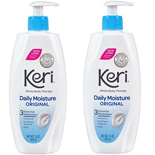 Keri Original Moisture Therapy – 15 oz – 2 pk