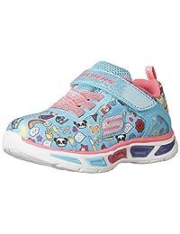 Skechers Girl's Litebeams - Feelin' IT Sneakers