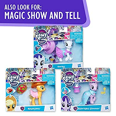 My Little Pony – Magical School of Friendship Playset with Twilight Sparkle Figure, 24 Accessories, Ages 3 and Up: Toys & Games