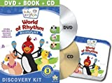 Baby Einstein: World Of Rhythm Discovery Kit (DVD/ CD/ Board Book) by Walt Disney Studios Home Entertainment Image