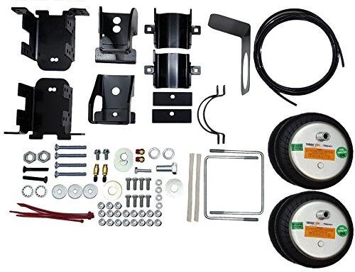 (Torque Heavy Duty Air Spring Helper Suspension Kit for Pickup Truck 2011-2016 Ford F250, F350 Diesel 2WD 4WD/2011-2013 Ford F450 2WD 4WD (Replaces Firestone Ride-Rite 2535) TR2535)