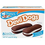 Drake's Devil Dog Cakes 13. 63 ounce, 8 count