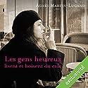 Les gens heureux lisent et boivent du café Audiobook by Agnès Martin-Lugand Narrated by Faustine Urbain