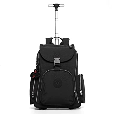 Amazon.com: Kipling Alcatraz mochila con ruedas para ...