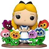 Funko Pop! Deluxe: Alice in Wonderland 70th - Alice in Wonderland with Flowers