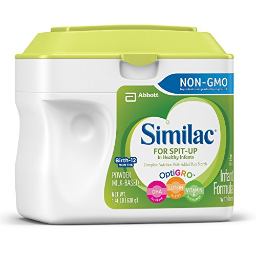Similac For Spit Up Infant Formula With Iron With Rice