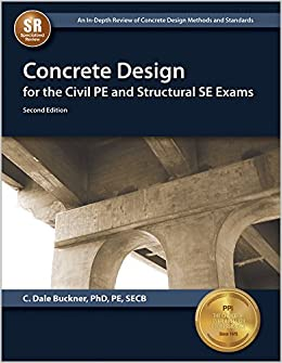 =DOC= Concrete Design For The Civil PE And Structural SE Exams, 2nd Edition. waiver Classic either constant create Detalles COFFEE Guardia