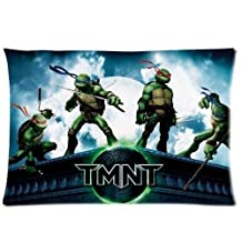 Custom Teenage Mutant Ninja Turtles Pillowcase Standard Size Design Cotton Pillow Case