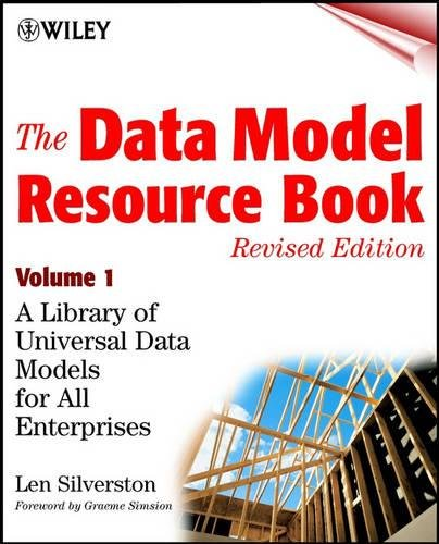The Data Model Resource Book, Vol. 1: A Library of Universal Data Models for All Enterprises by imusti