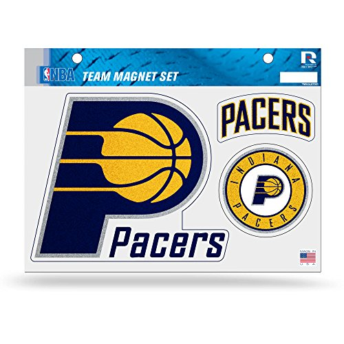 NBA Indiana Pacers Bling Team Magnet ()