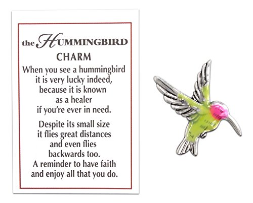 Hummingbird Charm (Pocket Tokens (The Hummingbird))