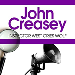Inspector West Cries Wolf (the Creepers) Audiobook