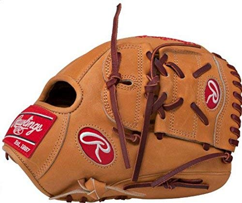 Rawlings Adult Blem 11.75'' Infield Baseball Glove Closed 2-Piece RHT PRO205-9BU by RAWLINGS