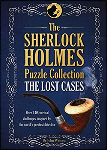 Image result for the sherlock holmes puzzle collection