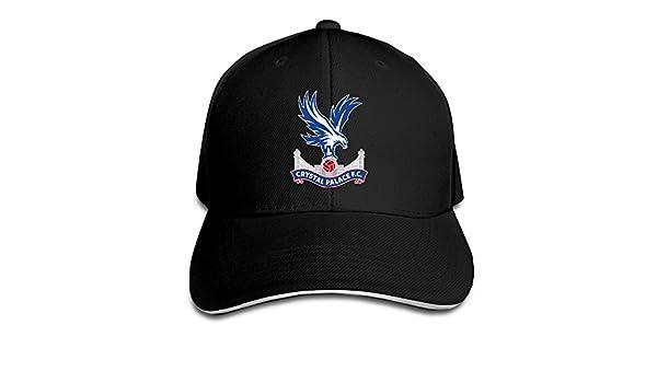 beb56ef8382a BIUBUL Crystal Palace Baseball Caps Mens Snapback Hip Hop Flat Hat at  Amazon Men s Clothing store