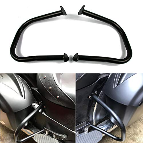Used, Rear Highway Saddlebag Guards Bars for Indian Chief for sale  Delivered anywhere in USA