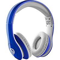 Ncredible Kids Bluetooth Headphones (Blue)