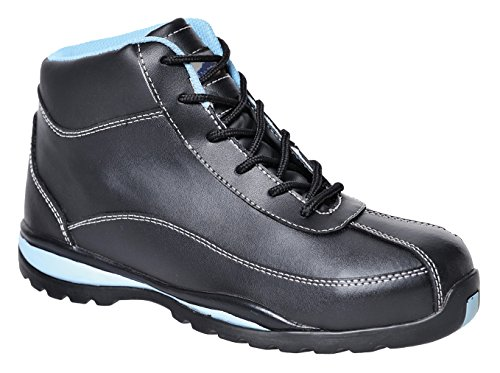 Nero 8 Ladies azzurro Boot 42 Safety nqIIxwZYa