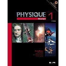 Physique 1 mécanique 4e benson