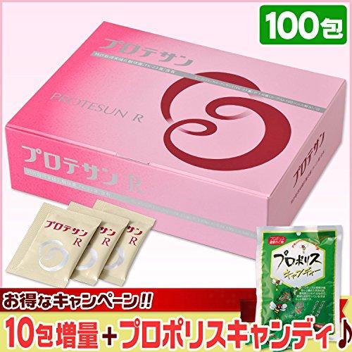 プロテサンR [100包+10包増量]+プロポリス飴100g B01H4QJXKU
