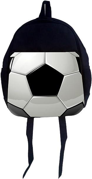 Up-Close Football Print Design Backpack