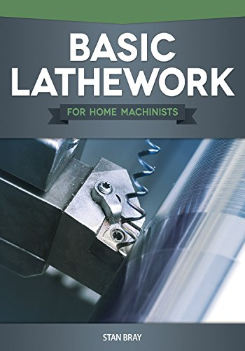 Basic Lathework for Home Machinists (Fox Chapel Publishing) Essential Handbook to the Lathe with Hundreds of Photos & Diagrams and Expert Tips & Advice; Learn to Use Your Lathe to Its Full Potential