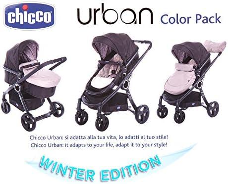 CHICCO 00079169120000 Color Pack Urban - Fundas para cochecito ...
