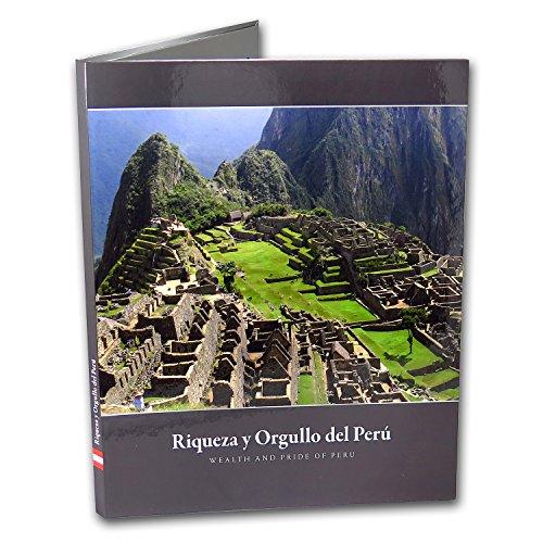 PE 2010-2016 Peru 26x 1 Nuevo Sol Wealth and Pride of Peru Set Brilliant Uncirculated