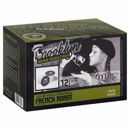 Brooklyn Bean Roastery Coffee Sngsrv Frnch Rs by KeHe Distributors