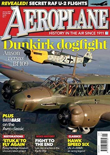 Spitfire Roll (Aeroplane)
