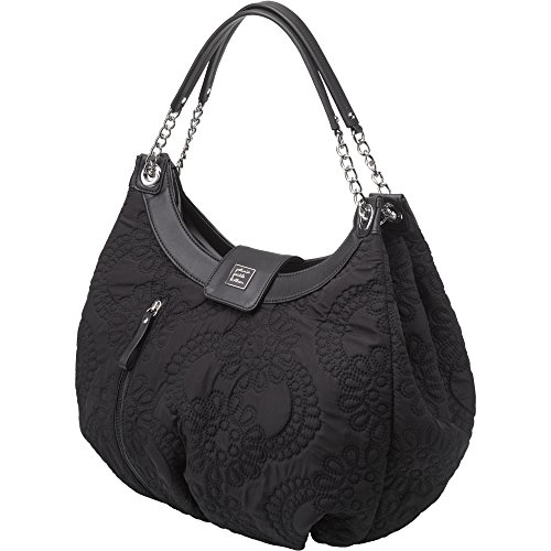 Petunia Pickle Bottom Hideaway Hobo Diaper Bag in Central Park North Stop (Circle Hobo Bag)