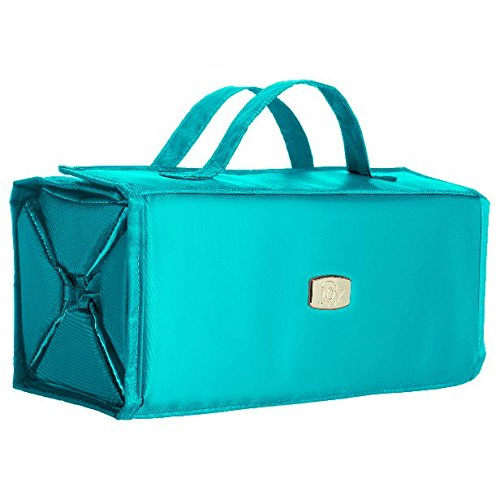 Sewing Bag - Joy Mangano Large BBC Teal,