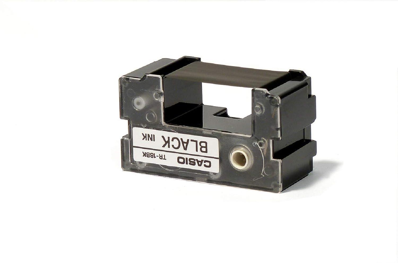 Casio TR-18BK Testina di stampa 1 x nero,