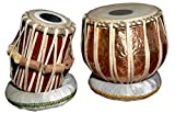 Handmade Copper Tabla Drum Set By Best Indian Professionals with Base N Cover