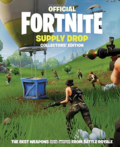 Fortnite (Official): Supply Drop: Collectors Edition: Amazon.es ...