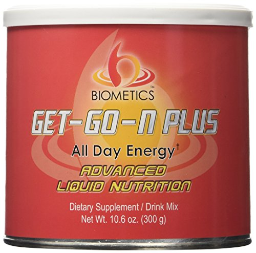 Get-Go-N Plus - All Day Energy - 10.6oz (300g)