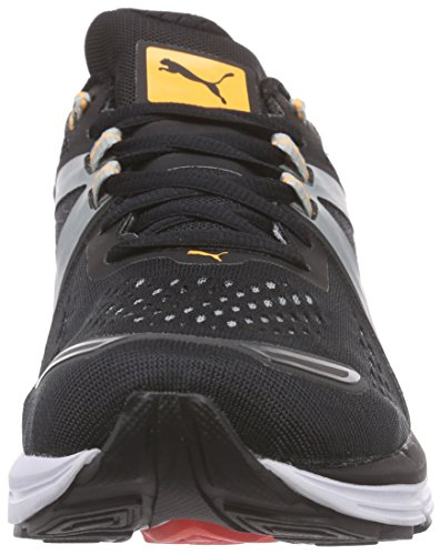 600 orange 02 Chaussures Puma Noir 02 Course Pour Homme Speed Pop black De Ignite q44w6Pfx5