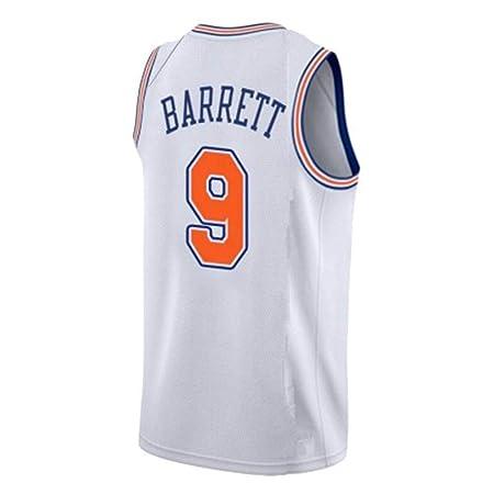 Camiseta de baloncesto para hombre Barrett # 9 Ropa deportiva de ...
