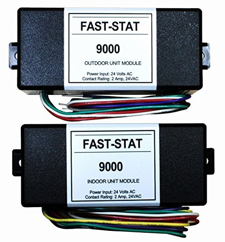 fast-stat Modelo 9000Termostato Wire extensor (Aire Acondicionado Para Bomba De Calor conversiones)