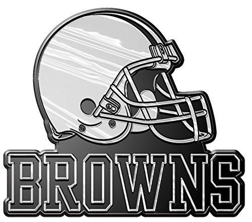 NFL Cleveland Browns Chrome Automobile - Outlet Mall Cleveland