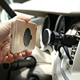 Magnetic Phone Car Mount, Universal Air Vent Magnetic Car Mount Phone Holder with Cradle-less Smartphone for all iPhone and Android Devices