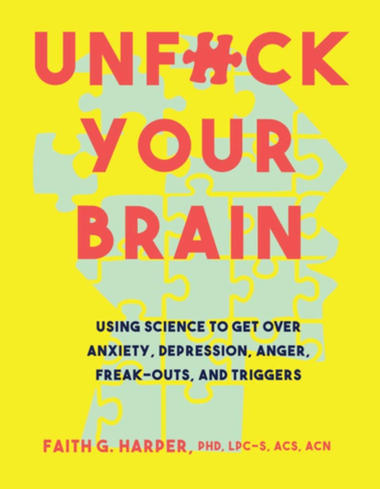 Unfuck Your Brain Depression Freak Outs product image