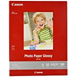 Canon GP-701 LTR 100SH 1433C004 GP-701 LTR Photo Paper Glossy (100 Sheets/Package)