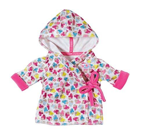 Zapf Creation 822463 - Baby born, Bademantel, rosa